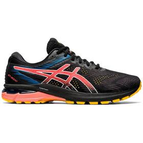asics GT-2000 8 Trail Schuhe Herren black/sunrise red